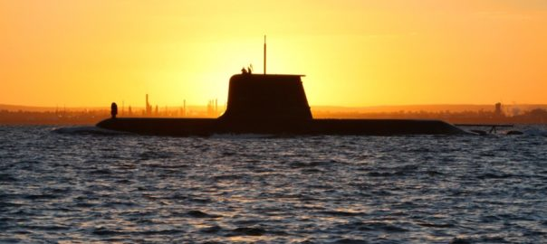 Raytheon, Thales contracted for the Collins-class submarine