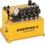 Enerpac's new long-life DuroTech air-driven power unit enhances durability for high-use applications