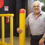 Italian bollards and barriers company makes a debut in Australia