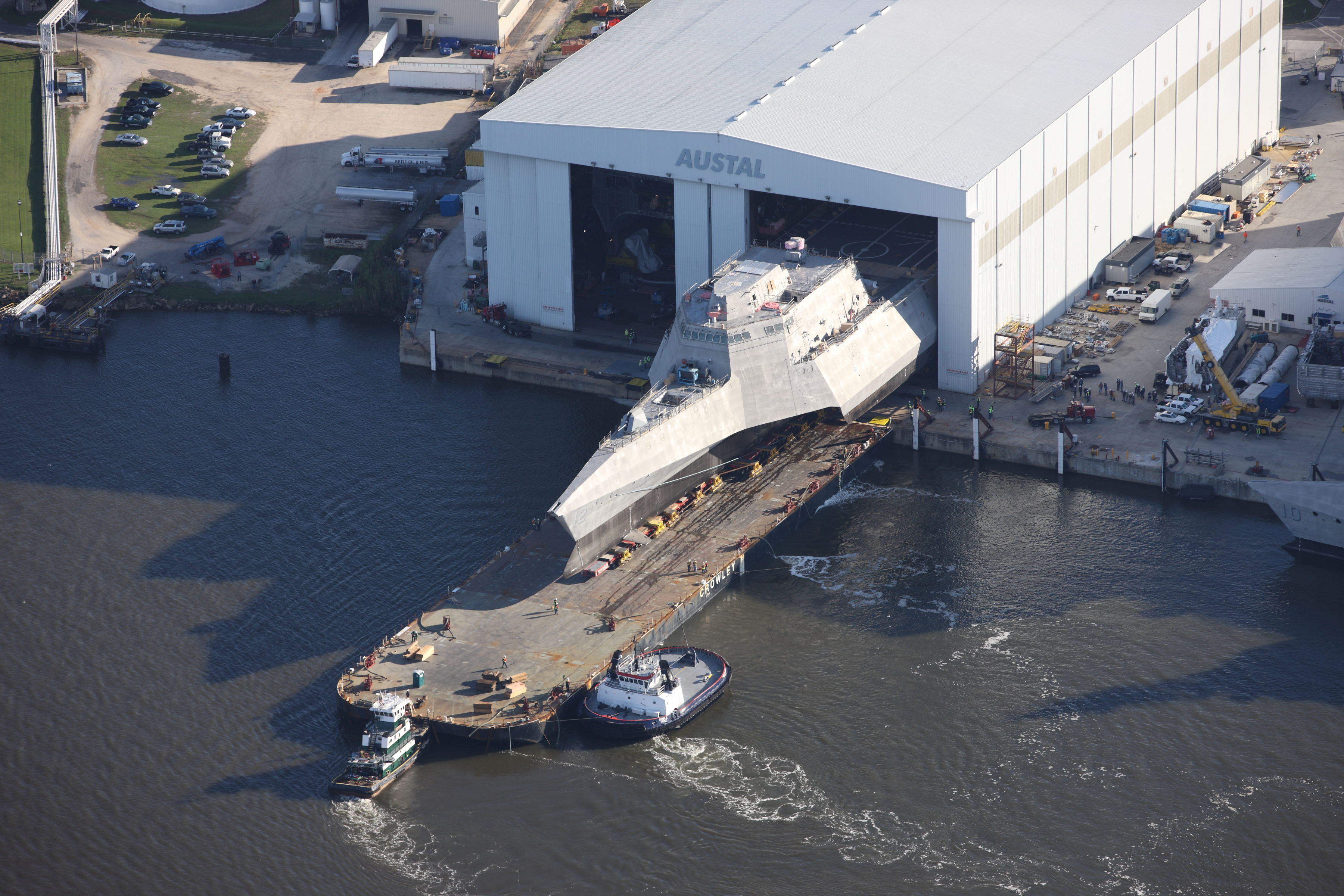 Austal announces 154% profit growth in 2018 - Manufacturers' Monthly
