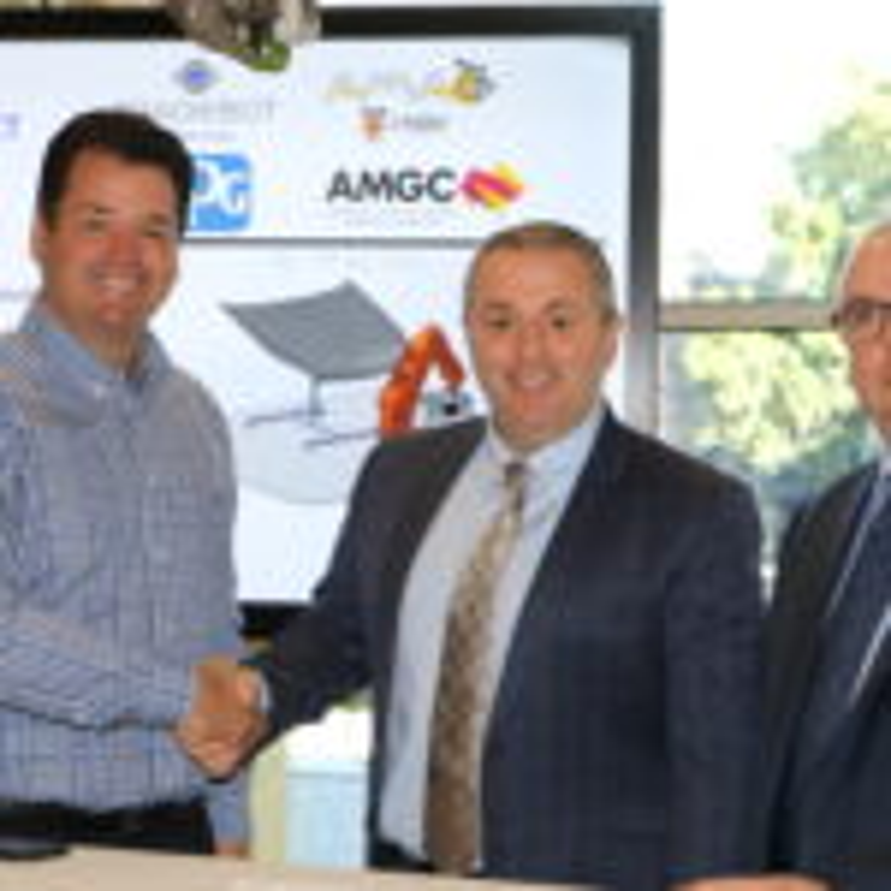 AMGC backs project to automate vehicle panel repair