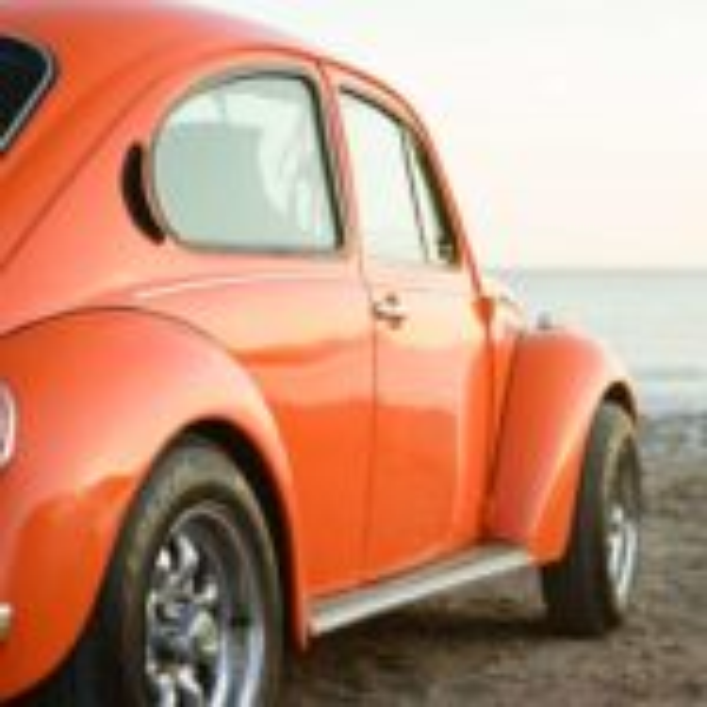 Volkswagen says goodbye to the Beetle
