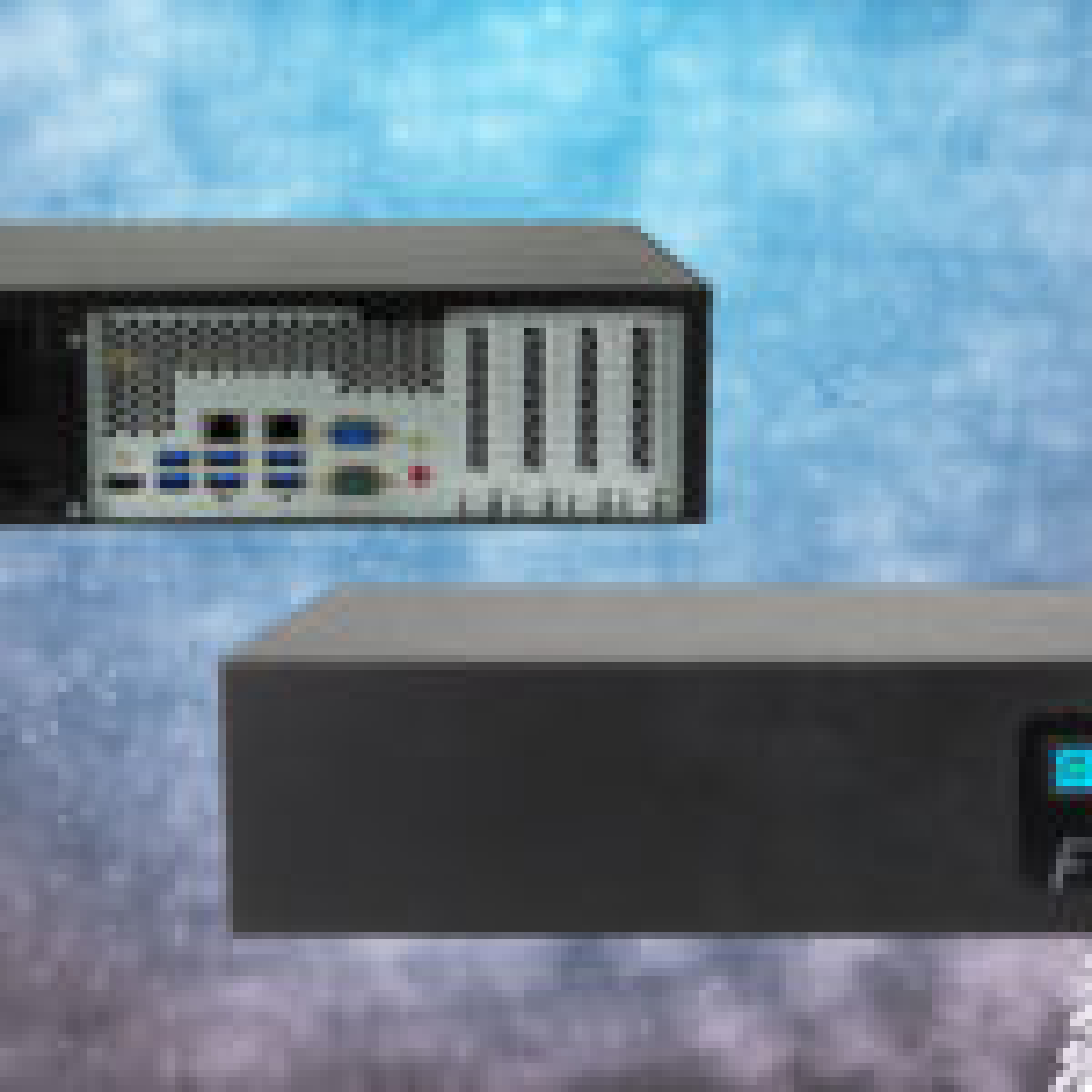 ICP Electronics Australia announces iEi Integration's new FLEX-BX200 AI ready box and panel PC solution