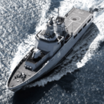 Navy OPV construction begins in South Australia