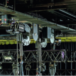 Reliable energy supply for stage technology with igus e-chains from Treotham