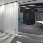 Allplastics helps company stay ahead of the curve with office fitout