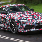 New Toyota Supra tested in Australia