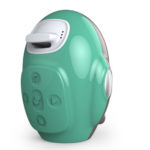 Companion robot helps monitor sick children