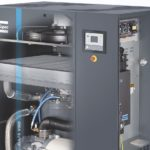 Atlas Copco Compressors' GAVSD IPM compressors
