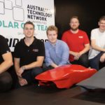 Best in solar cars tested in Australian outback