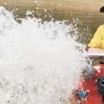 Wet prime pumps are better in trash handling