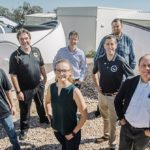 Telescope opened on anniversary of moon landing