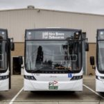 Victorian-made buses now on route in Melbourne