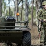 Unmanned vehicle trialled as part of Talisman Sabre