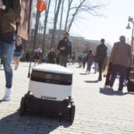 Autonomous delivery business expands with new funding
