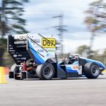 Driverless race car goes to poll position