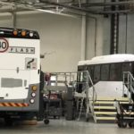 Bus manufacturer opens training centre