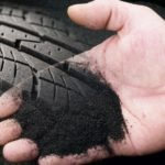 Recycled tyres are providing a new material stream for innovative manufacturers