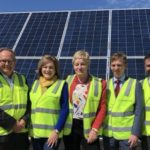 WA industrial park powered by solar microgrid