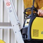 Cutting new technology from WIA: Cutmatic 45 plasma cutter