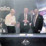Partnership signed to prepare workforce for naval shipbuilding