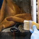 Resin developed for masterpiece restoration