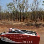 Solar race kicks off