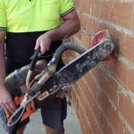 New power cutter to prevent silicosis