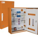 Distribution boards designed for industry