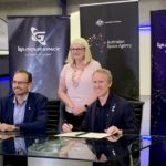 Space agency signs with local rocket manufacturer
