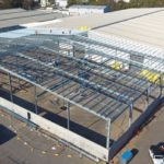Fast, safe, professional – Ahrens deliver 3,000 sqm warehouse extension