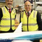 Australia's role in aerospace manufacturing celebrated