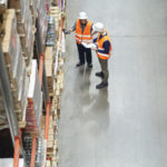 Bricks and mortar structure complements supply chain improvements