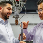 Researchers improve 3D printed alloys with ultrasound
