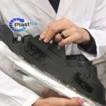 Plastfix develops automated plastics repair system
