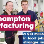Queensland government opens $10 million manufacturing hub