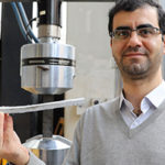 Bendable concrete developed at Swinburne