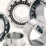 Low-friction roller bearings keep machines working longer