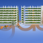 Vertical instead of horizontal: how motion plastics make agriculture sustainable