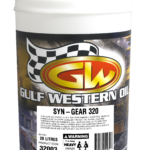 Improved efficiency with GWO Syn-Gear industrial oil