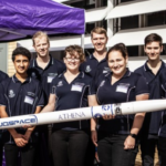 World-first UQ rocket headed to space