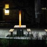University technology spin-off delivers smart solar benches
