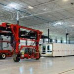 Heavy lifting made easier in modular manufacturing