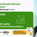 Mental health expert Graeme Cowan to deliver webinar for manufacturing industry leaders