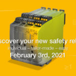 Pilz to launch new safety relays