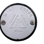 Mini Nondo 150 Flush mounted well cover for monitoring wells and soil vapour installations