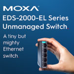 MOXA EDS-2000-EL Series Unmanaged Switch – A Tiny but Mighty Device