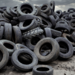 Toughing it out with repurposed tyres