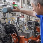 Collaborative Robots Optimise Ford Assembly Line