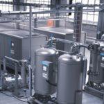 Atlas Copco's energy efficient production
